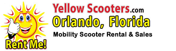 Orlando – Yellow Scooters